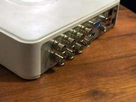 Dvr hikvicion 8 canales digital