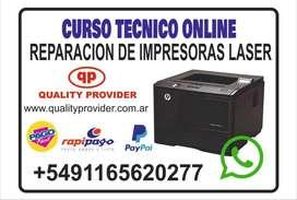 Curso Técnico Reparación de Impresoras