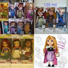 Princesas Disney, Toy Story, Fisher Price, Fancy Nancy, y mucho mas