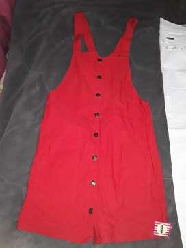 Jumper Rojo Talle 3 Bengalina