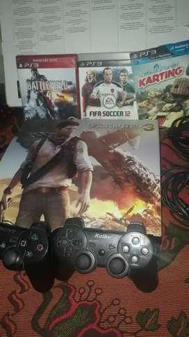 PS3 Edición Limitada UNCHARTED 3!!