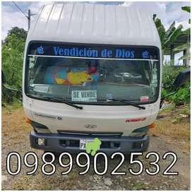 Vendo camión hyundai hd 72