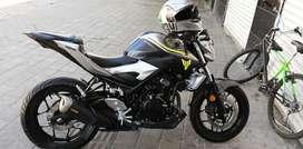 Moto Yamaha Mt-03, 2018 - R3 - Ninja