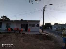 Se vende casa nueva en paz de ariporo