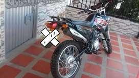 Se vende XTZ-125 como nueva