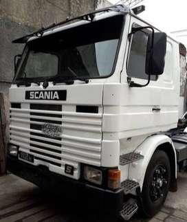 Vendo Scania 85
