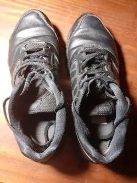 Zapatillas de cuero Nike. Usadas. Originales.