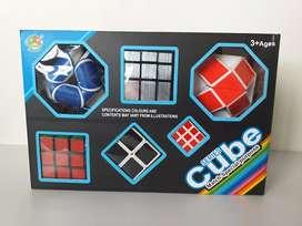 Coleccion de cubos