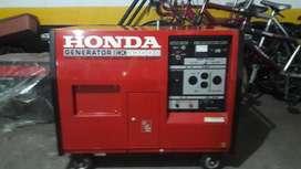Planta eléctrica Honda EX 3300s super silenciosa