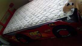 Linda cama para niños