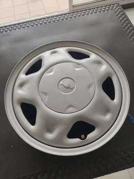 4 Rin 14 Pulgadas Orig Chevrolet Spark Gt Usado