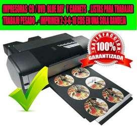 impresora epson t50 -L800 CD DVD imprime 200 X HORA