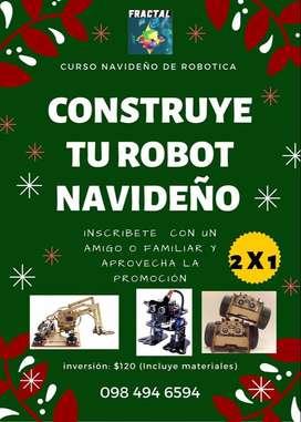Robotica Navideña