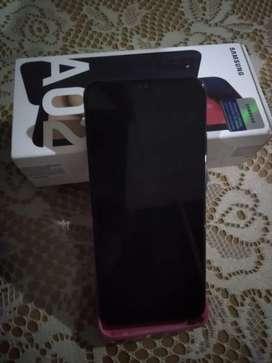 Samsung a02s precio negociable