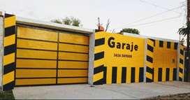 Alquilo Garaje, Cochera, estacionamiento, San Lorenzo 14655