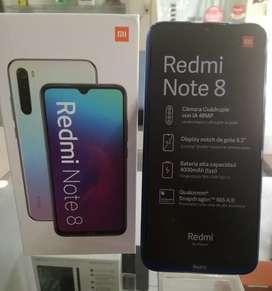 XIAOMI REDMI NOTE 8 (64GB) IMPECABLE!