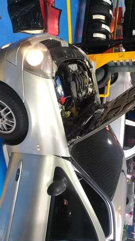 Clio rs  modelo 2009