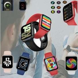 Reloj Inteligente k6 plus Smartwatch Serie 6 2021