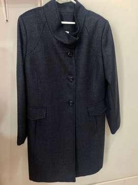 Abrigo azul - Talla M - nuevo
