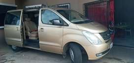 Vendo Hyundai H1 negociable