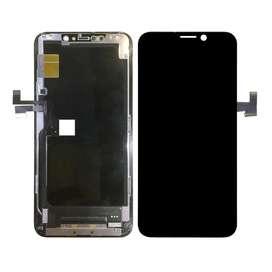 pantalla iPhone 11 instalado garantía tienda