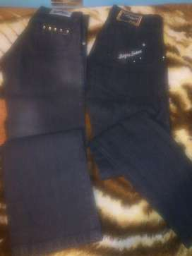 2 Jeans Mujer Nuevos Talle 34, Zona Norte!!