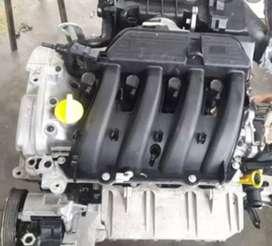 Repuestos motor renault k4m. Duster,kangoo, simbol ,megane ,logan