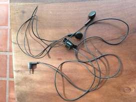 Auriculares Nokia Originales Jack 2.5 Mm