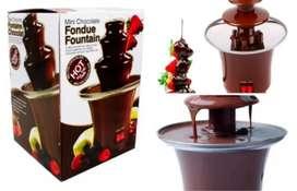 Mini fuente de chocolate niveles BD-017