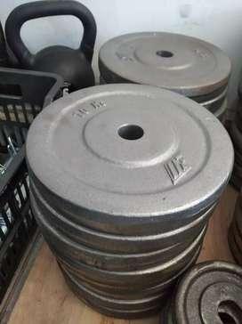 Discos de 10kg