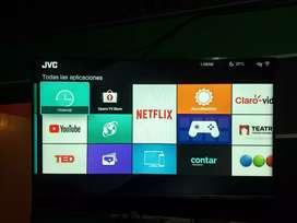 """Vendo TV JVC 50"""" SMART"""