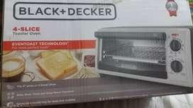 Horno Black+Decker