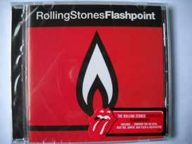 cd the rolling stones flashpoint sellado