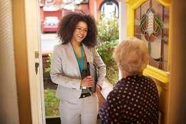 Necesito vendedora puerta a puerta que tenga experiencia en censo