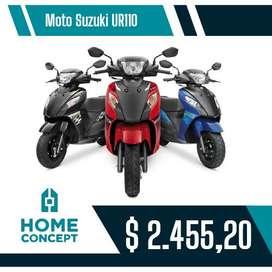 Suzuki UR110 automatica