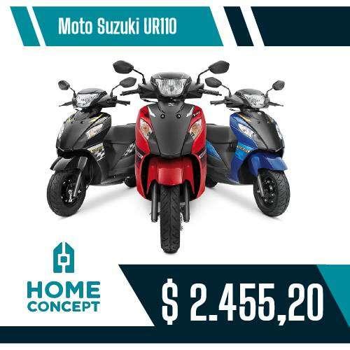 Suzuki UR110 automatica 0