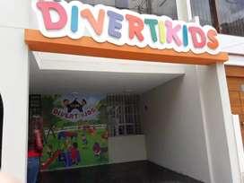 Salón de juegos para niños