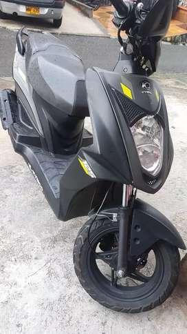 Vendo moto Agility GO 125.