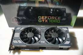Tarjeta De Video EVGA GeForce GTX 1080 FTW Gaming 8GB GDDR5X