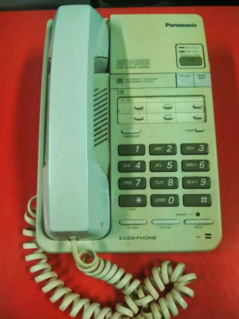 TELÉFONO DE LÍNEA - PANASONIC 0