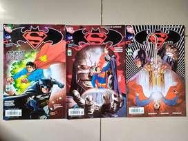 Comics Batman Superman Tormento
