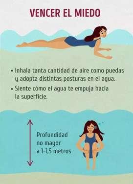 Clases personalizadas de natación