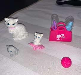 Accesorios de barbie veterinaria
