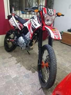 Yamaha xtz 250 impecable !!!