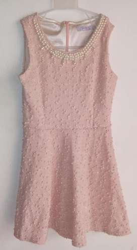 Vestido Rosa - Cuanto ofrecen