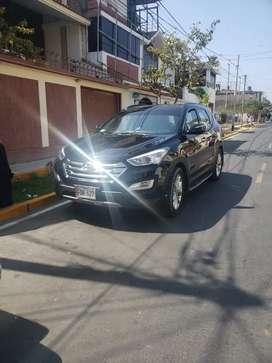 Hyundai Santa Fe 4x4 Secuencial