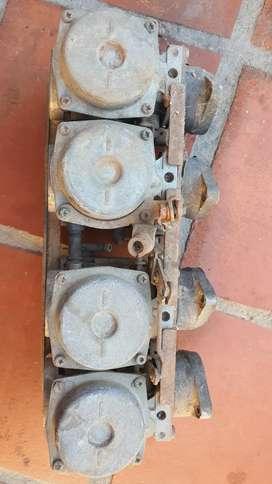 Vendo Carburador  antiguo 4 cilindro