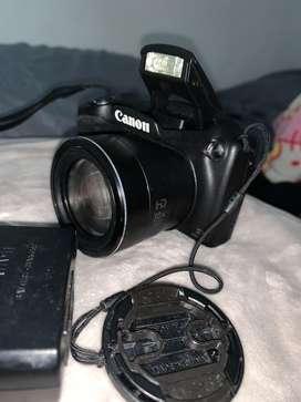 Camara canon power shot sx400