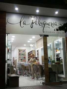 Venta Salon de Belleza en Cuidad del Rio