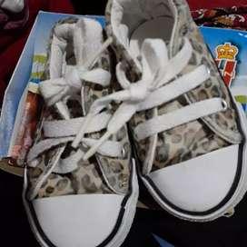 Zapatillas nena 19 20